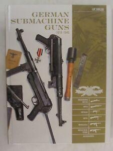 German Submachine Guns, 1918-1945