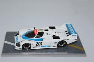 Spark 1/43 Mazda 757 #201 24h Le Mans 1987 - Rotary Le Mans History