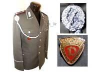 DDR MfS Stasi Staatssicherheit Uniform Gefreiter Jacke g48-1 East german jacket