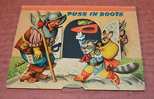 Bancroft pop up book - Puss in Boots - free UK postage