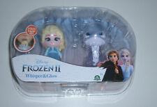 Die Eiskönigin 2 Frozen II  - Blister Leuchtfiguren Elsa + Salamander Bruni