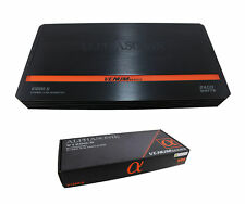 2400W Alphasonik Class A/B 5 Channel Mosfet Pro Audio Amplifier V1200.5