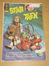STAR TREK #20 VG (4.0) GOLD KEY COMICS SEPTEMBER 1973 COVER A