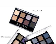 Avon True Color 8 in 1 Eyeshadow Palette Not So Neutral Sand Brown Plum Nude NIB