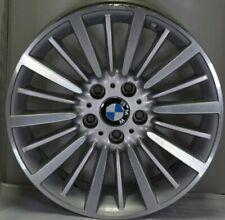 BMW 323i  All Silver 18 inch OEM Wheel  2006-2013 36116765816 ORIG 36116775601 R