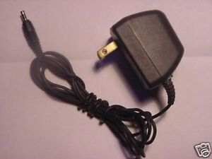 6v dc 400mA  ADAPTOR cord = VTech CS6229 main base cradle stand handset power