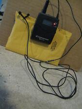 Sennheiser EW 300 Body Pack Transmitter & Microphone With Clip