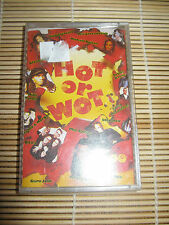 Hot or Wot 1990 Various RETRO compilation MIX cassette Tape