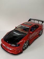 KENTOYS 1/12 Diecast Nissan Silvia Tuner Car Working Lights Rare Nismo VGC HUGE