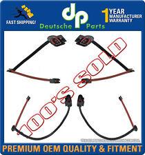 AUDI / VW Q7 Touareg FRONT + REAR Disc Brake Pad Wear Sensor 7L0907637C Set of 4