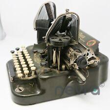Antique Oliver Batwing Typewriter No. 5 Standard Visible Writer