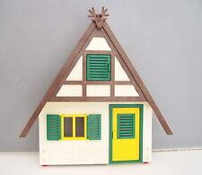 PLAYMOBIL (X245) FORET - Façade Complète de la Maison Forestière 4207