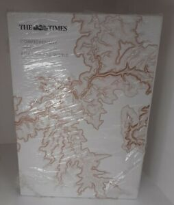 Atlas Of The World Large Book Hardcover New Sealed
