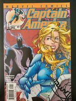 CAPTAIN AMERICA #49 (516) (2002 MARVEL Comics) VF/NM Book