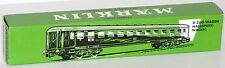 "MÄRKLIN H0 00766-01 "" Tin Plate "" D-Zug Half Dining Car 2nd class DB - NEW + OVP"