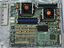 TYAN S2882G3NR-D, TWO AMD OPTERON 246, DUAL SOCKET 940 PLUS 1GB RAM ALL WORKING!