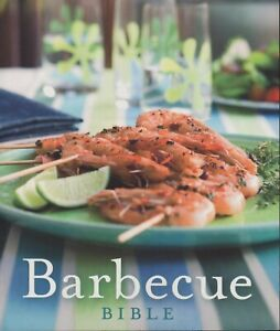 Margaret Barca - BARBECUE BIBLE COOKBOOK - NEW CONDITION - FREE TRACKED POST