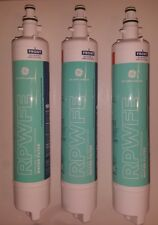 Water Filter  General Electric, RPWFE  3-Pack