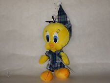 Tweety bedtime bean bag doll  clothes Looney Tunes Warner Bros new with tags
