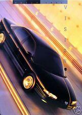 1995 Eagle Vision sedan  new vehicle brochure