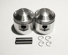 Piston Set - Triumph Triple Motorcycles - +.040