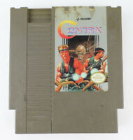 Contra NES Cart AUTHENTIC Nintendo Video Game Cartridge Konami