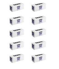 10 Rolls Ilford Delta 3200 Pro 120 Black & White Negative Print Film FRESH