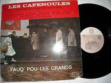CAPENOULES FAUQ' POUR LES GRANDS CH'TIS JACK DEFER RARE PORT A PRIX COUTANT