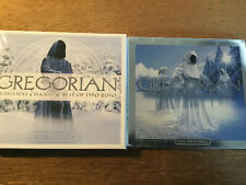 Gregorian [3 CD  NEU OVP] Live in Berlin + Christmas Chants Best of (1990-2010)