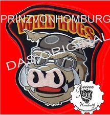 WILD HOGS Rücken Patch Aufnäher Harley Davidson Fans