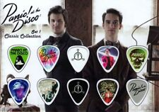PANIC AT THE DISCO  - A5 SIZE  - GUITAR PICK DISPLAY