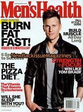 Men's Health 9/13,Tom Brady,September 2013,NEW