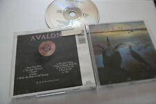 ROXY Música Avalon CD Álbum Eg Records Más Que Esta India Tara Bryan Ferry