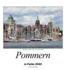 Kalender - Pommern in Farbe 2020