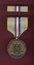 National Guard and Reserve Service Mobilization medal with ribbon bar