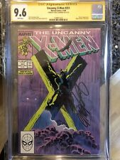 Uncanny X-Men 251 Copper Age featuring Wolverine Silvestri. Claremont Signature