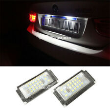 2x LED 16SMD License Plate Light For Mini Cooper S R50 R52 04-08 R53 2001-2006