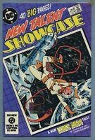 New Talent Showcase #8 1984 [40 Pages] DC c