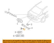 KIA OEM 09-10 Optima Trunk Lid-Emblem Badge Nameplate 863142G600