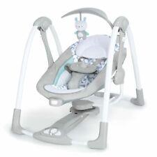 Ingenuity ConvertMe Swing-2-seat Portable Rocking Swing - Raylan