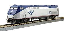 HO Kato 376111 AMTRAK Phase V GE P42 Genesis Loco #203 Standard DC NIB