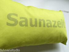 Saunakissen - Nackenkissen - Wellnesskissen 40 x 23 cm