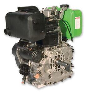 NEW 10HP GENQUIP Diesel Stationary Engine Electric Start