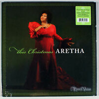 Aretha Franklin - This Christmas (2008) [SEALED] Vinyl LP • Holiday, Soul