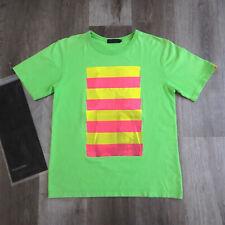 2008 OriginalFake Kaws Gachapin / Dissected Companion Green Shirt Size 2
