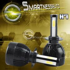 4 Sided H7 LED Headlight Kit Hi/Lo Beam Bulbs for MERCEDES E W211 W210 W124 W212