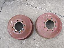 GMC 14 Bolt Rear Axle Brake Drum New Take-out, Set of 2