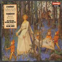 stravinsky - tchaikovsky . the scottish national orchestra