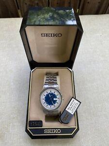 Seiko SGG124 Mens Sapphire Steel Quartz Watch
