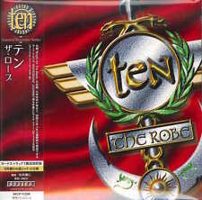 TEN-THE ROBE-JAPAN MINI LP CD F83